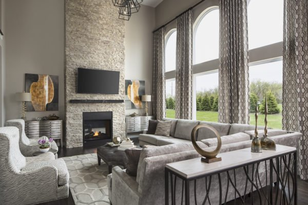 Cambridge Model At The Rathmor Park Subdivision, Hunter Pasteur Homes