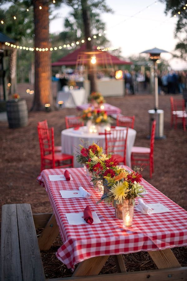 Front and Center Motamed_Miles_Kellie_Kano_Photography_80351 & Picnic Table Decorations | Home Interior Warehouse