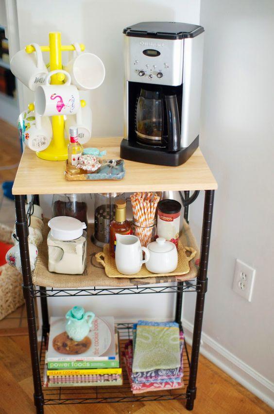 Merveilleux Coffee Tray