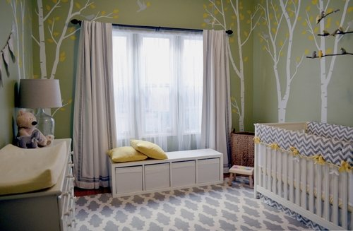 Nursery Ideas Beyond Pink And Blue Home Interior Warehouse