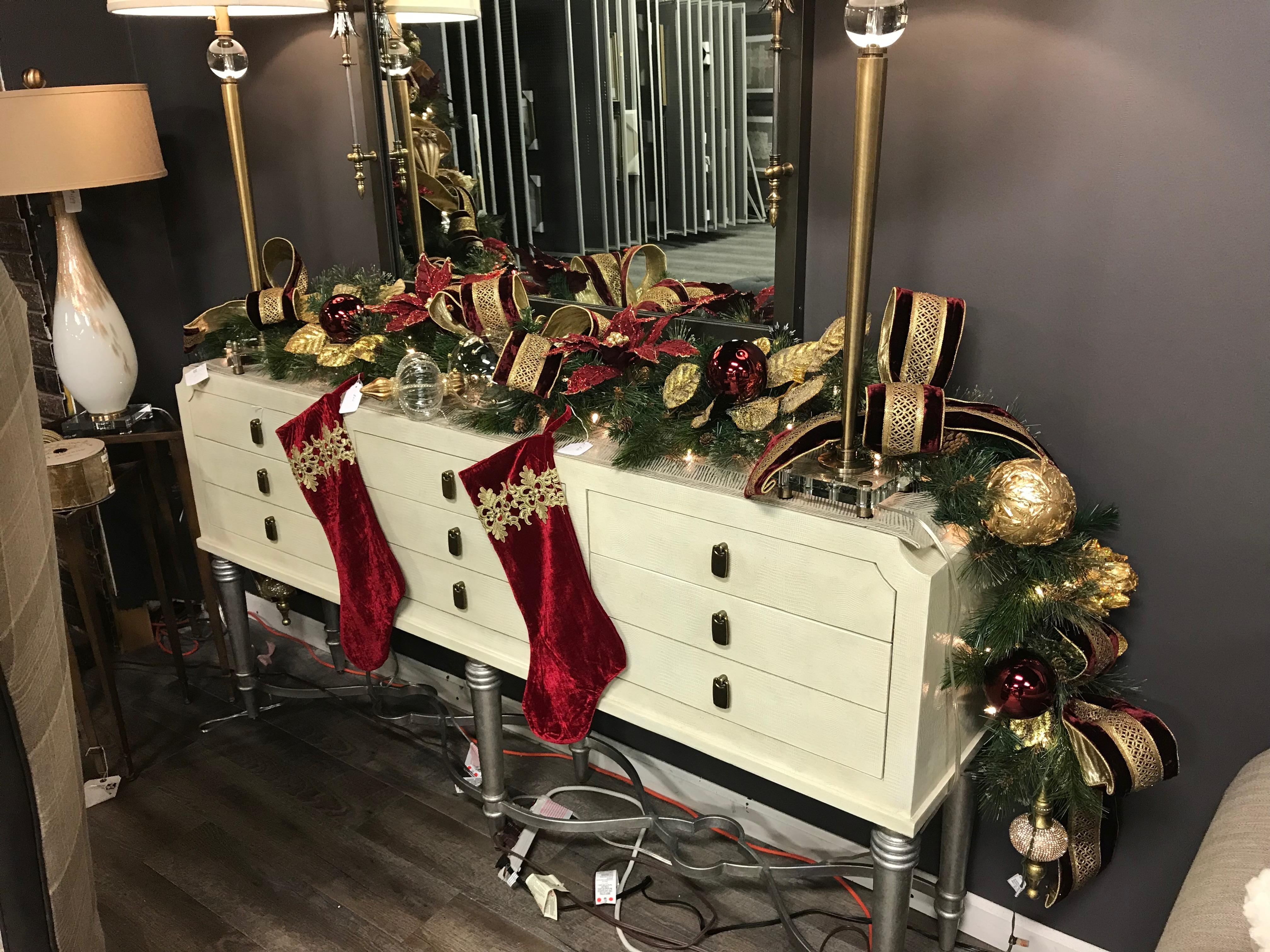 Christmas Has Come To Home Interior Warehouse 2017
