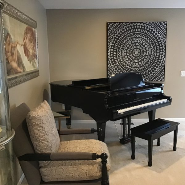 baby gand piano