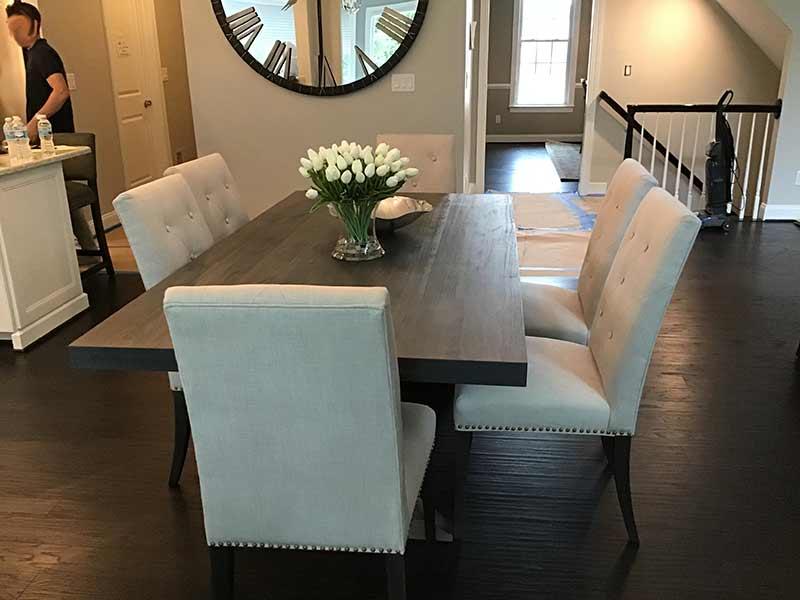 Mallard Dining Room - Interior Design