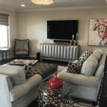 Northville Living Room Interior Design Project